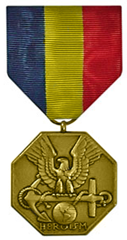 US Navy & Marine Corps Medal