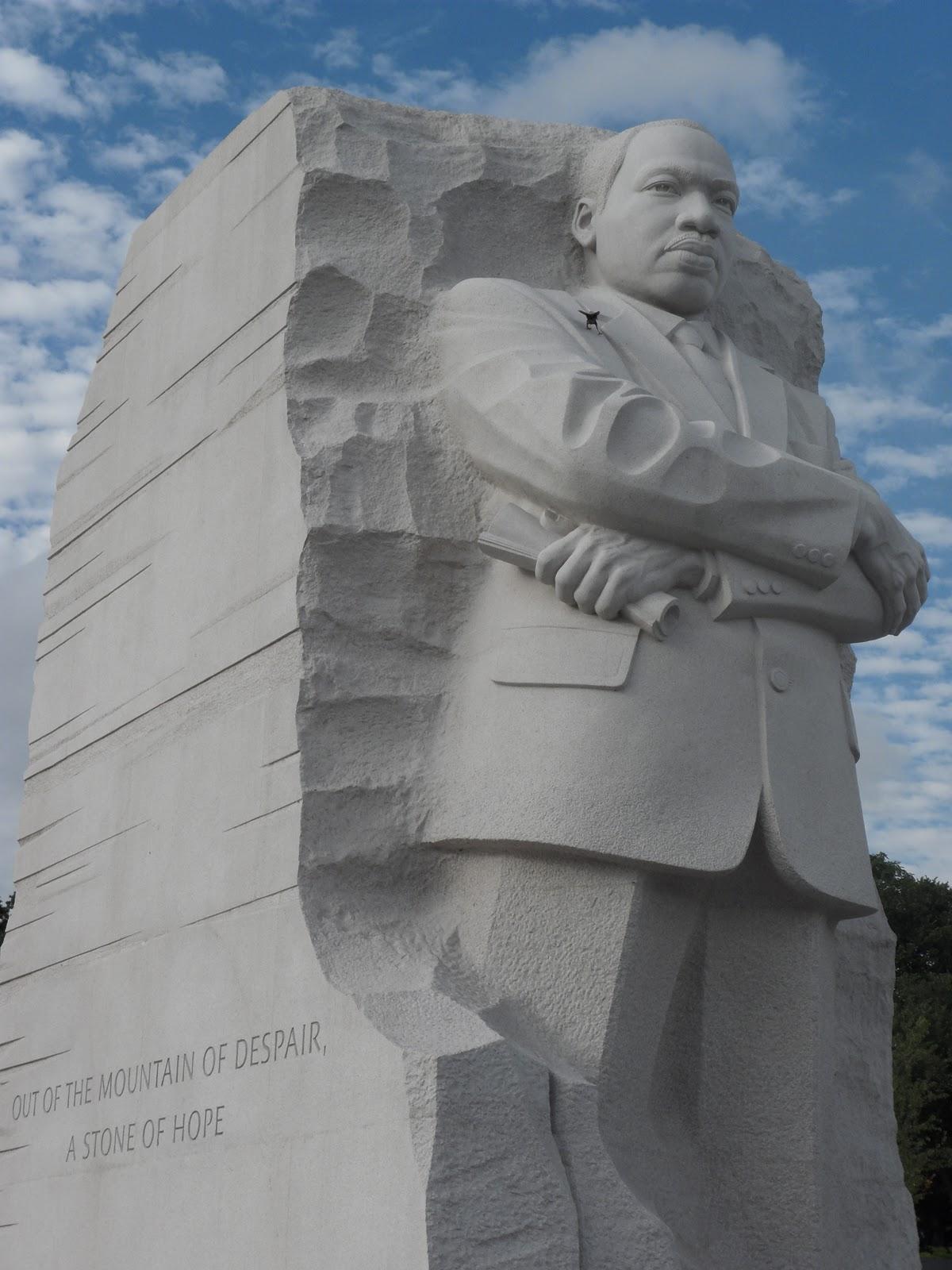 Martin Luther King Jr Memorial Dedicated Jfkplusfifty