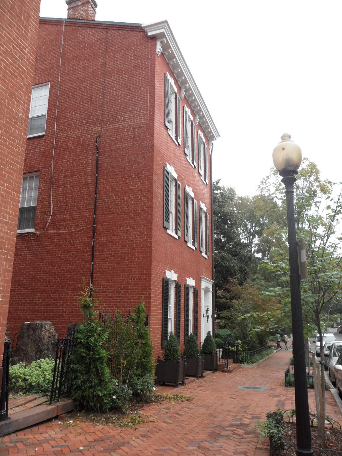 3307 N Street Georgetown Jfkplusfifty