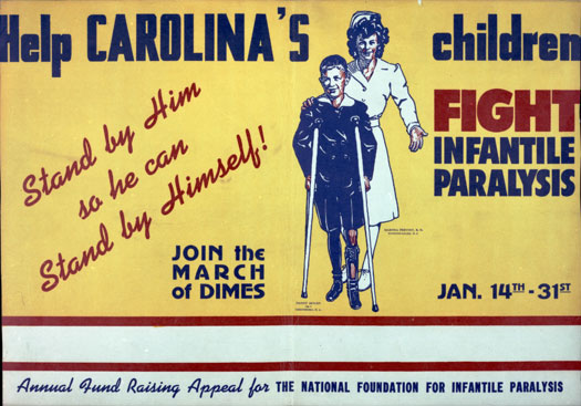FDR Creates Polio Foudation | jfkplusfifty